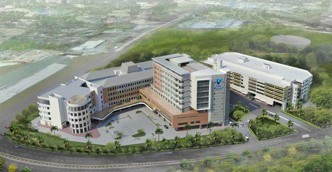 Pantai-Hospital-Ayer-Keroh-Melaka,-Malaysia