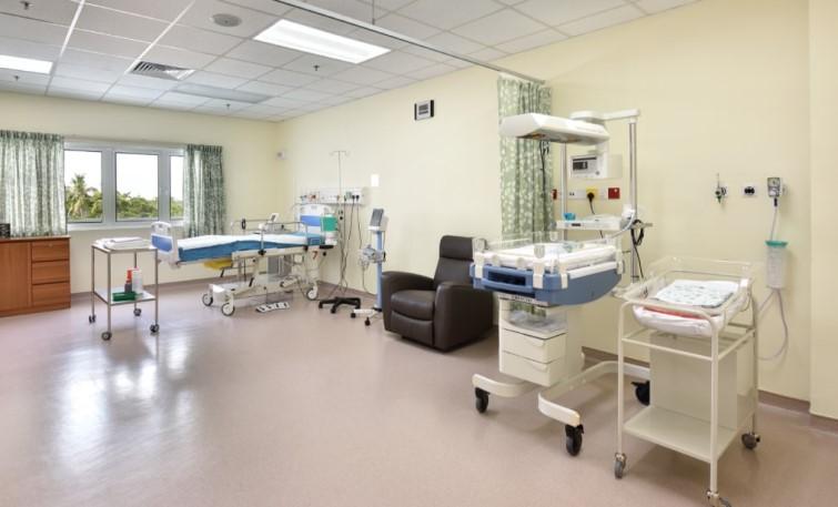 Harga Kamar di Rumah sakit Oriental Melaka, Malaysia
